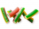 Fruchtsaft Regenbogen Sticks